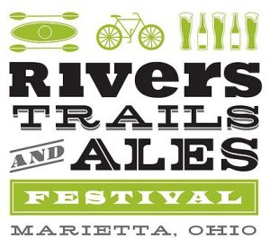 Rivers, Trails & Ales Festival @ Check-in: East Muskingum Park | Marietta | Ohio | United States