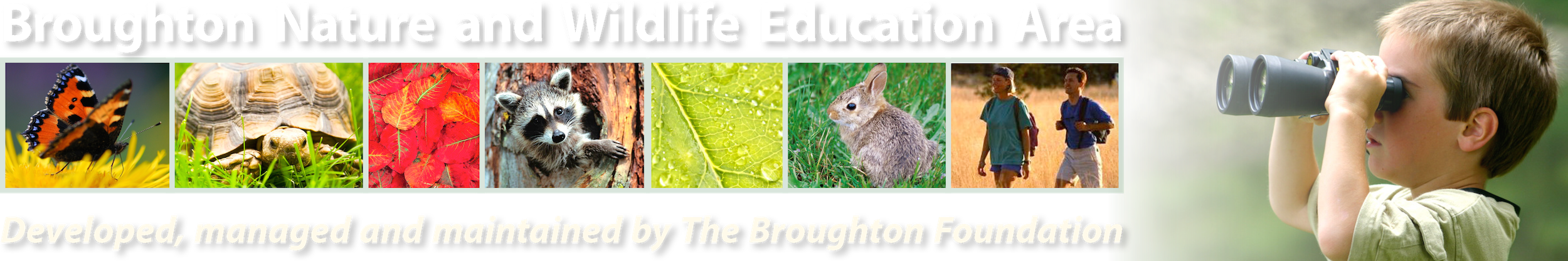 Broughton Nature and Wildlife Education Area