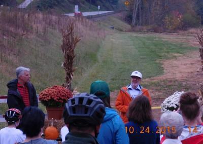 gabby davis - multiuse trail opening 138